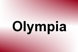 Olympia name image