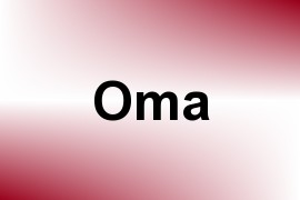Oma name image