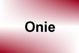 Onie name image