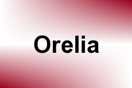 Orelia name image