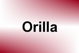 Orilla name image