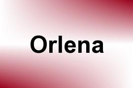 Orlena name image