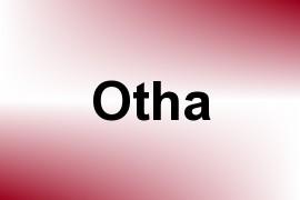 Otha name image