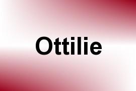 Ottilie name image