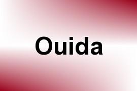 Ouida name image