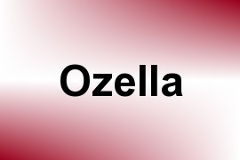 Ozella name image