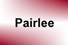 Pairlee name image