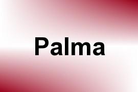 Palma name image