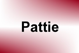 Pattie name image