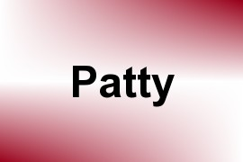 Patty name image
