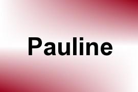 Pauline name image