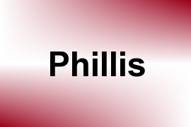 Phillis name image