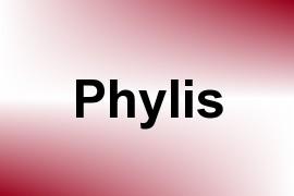 Phylis name image