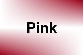 Pink name image