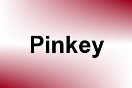 Pinkey name image