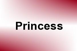 Princess name image