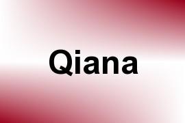 Qiana name image