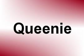 Queenie name image