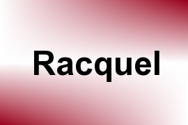 Racquel name image