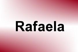 Rafaela name image
