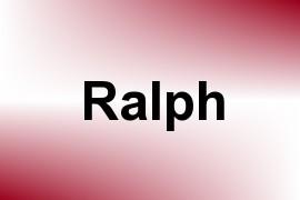 Ralph name image