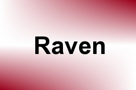 Raven name image