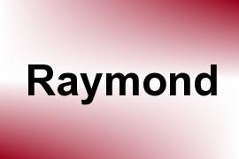 Raymond name image