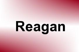 Reagan name image