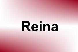 Reina name image