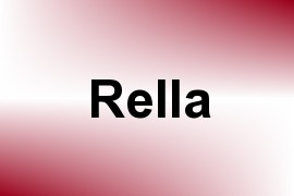 Rella name image