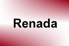Renada name image