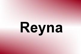 Reyna name image