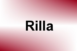 Rilla name image