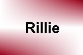 Rillie name image