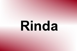 Rinda name image