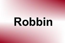 Robbin name image