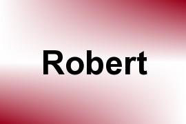 Robert name image