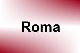 Roma name image