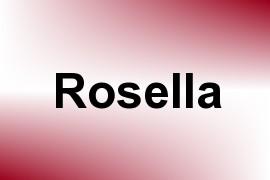 Rosella name image