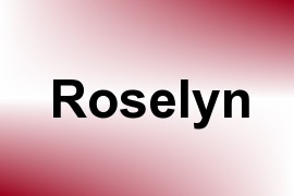 Roselyn name image