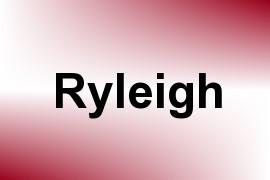 Ryleigh name image