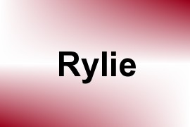 Rylie name image