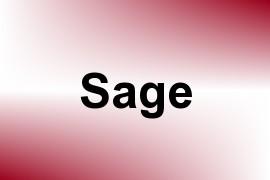 Sage name image