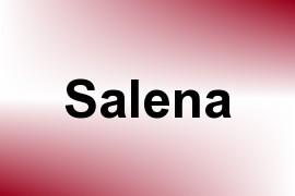 Salena name image