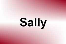 Sally name image