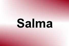Salma name image
