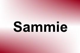 Sammie name image