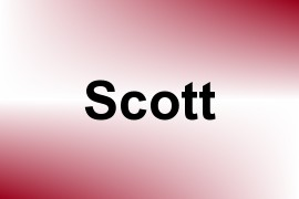 Scott name image