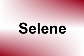 Selene name image