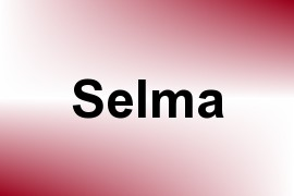 Selma name image